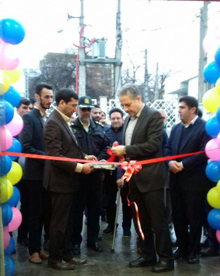 افتتاح نمایشگاه توانمندی های سازمان های مردم نهاد استان گلستان