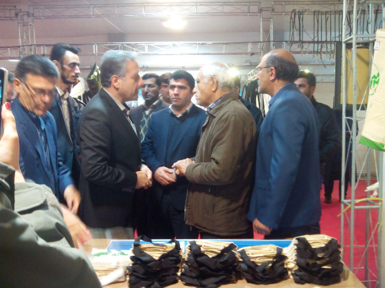 نمایشگاه توانمندی ها و دستاوردهای سازمان های مردم نهاد استان گلستان